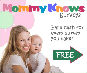 mommy knows surveys
