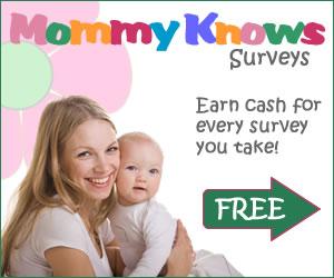 mommy knows surveys