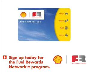 gas rewards card