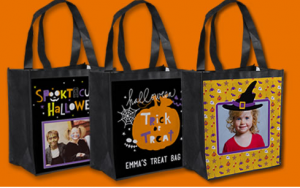custom trick or treat bag
