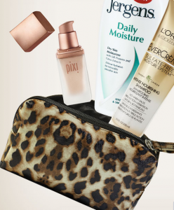 free beauty bag