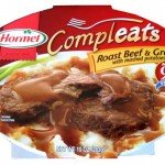 hormel compleat roast beef and potatoe