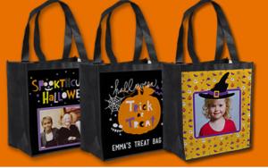custom trick or treat bag