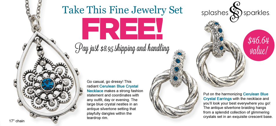 integrate free jewelry