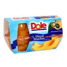 Dole fruit bowl