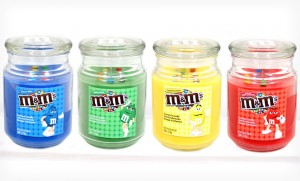 candle m&m