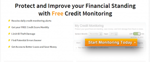 ... Theft?? Sign up for a FREE Credit Monitoring Service! - Savior Cents