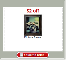 picture frame at Target