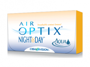 air optic contact lens
