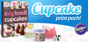 cupcake prize pack