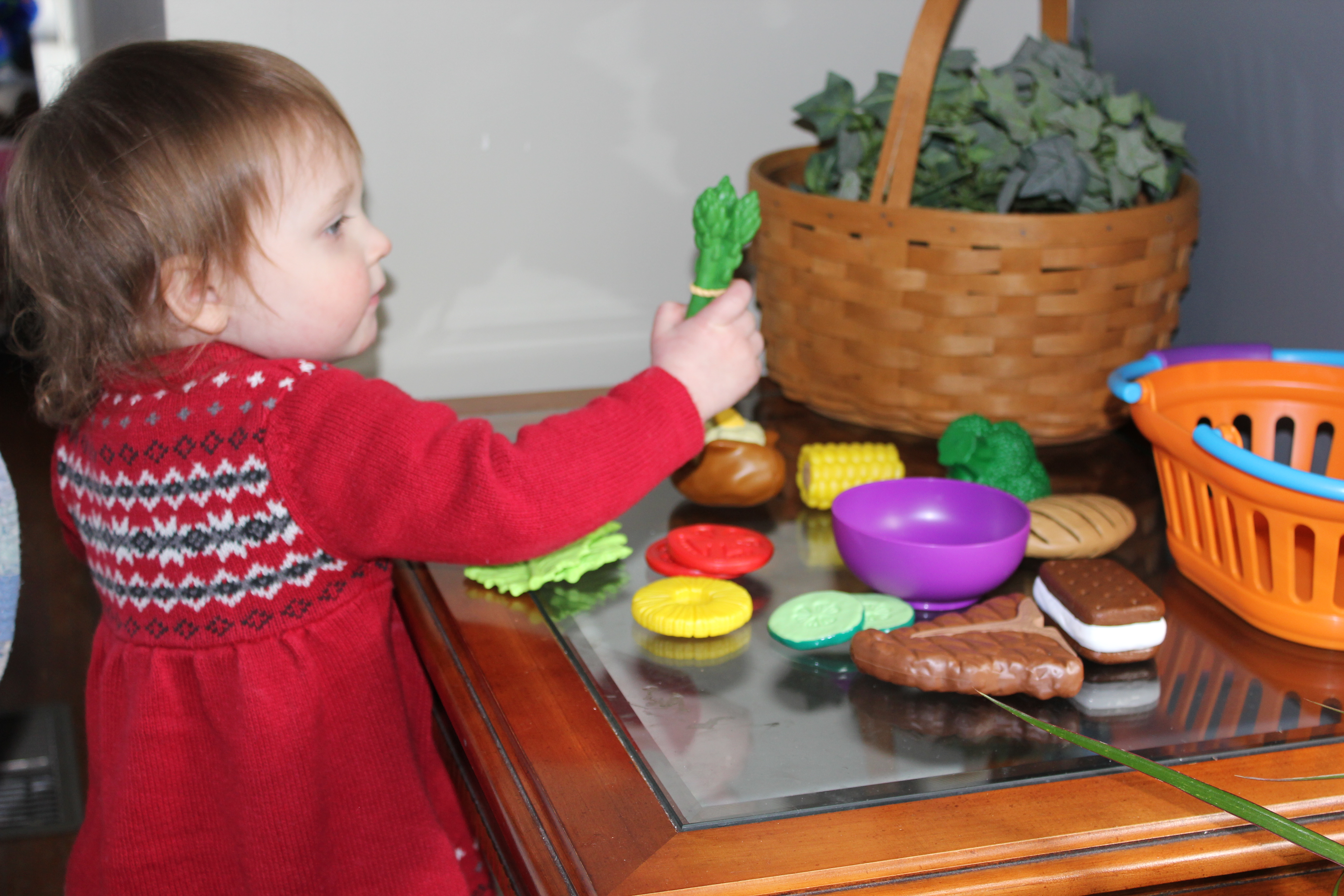 Learning Resources New Sprouts Breakfast Basket cKra1AeTyN