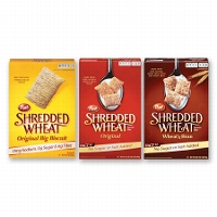 shredded wheat