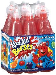 Kool-Aid Bursts Tropical Punch