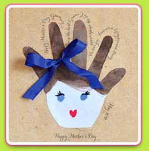 mothers day craft ebook