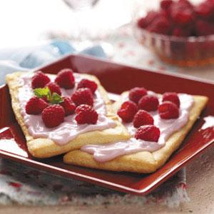 rasberry tart