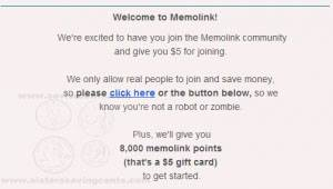 memolink email watermark