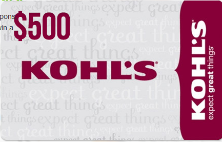 kohls gift card