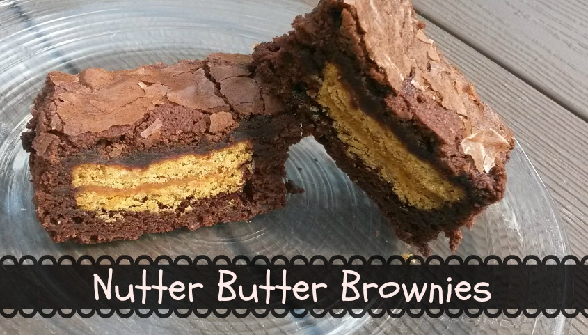 nutter butter brownies edited