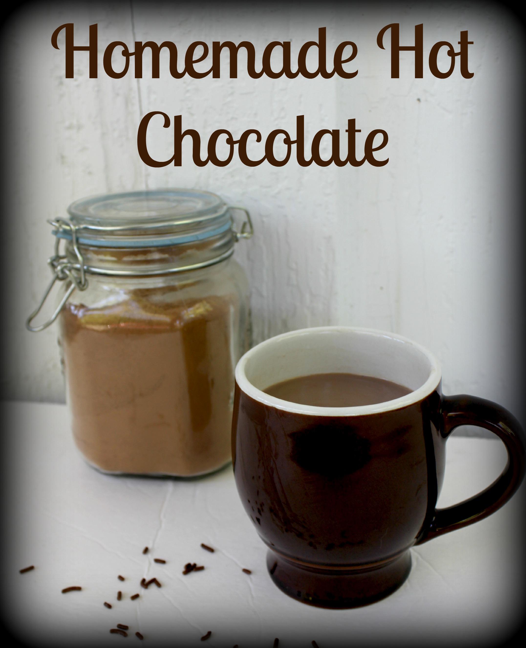 Hot homemades