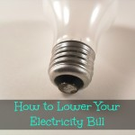 HowToLowerYourElectricityBill