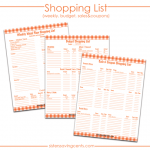 shopping list preview