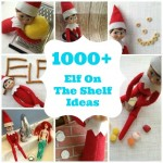 1000 elf on the shelf ideas