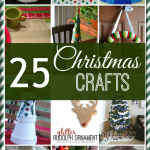 25 CHRISTMAS CRAFTS