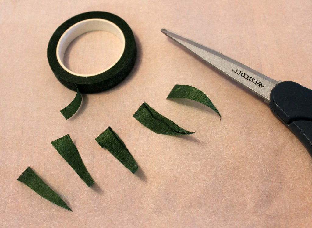 Roses 5, create sepals