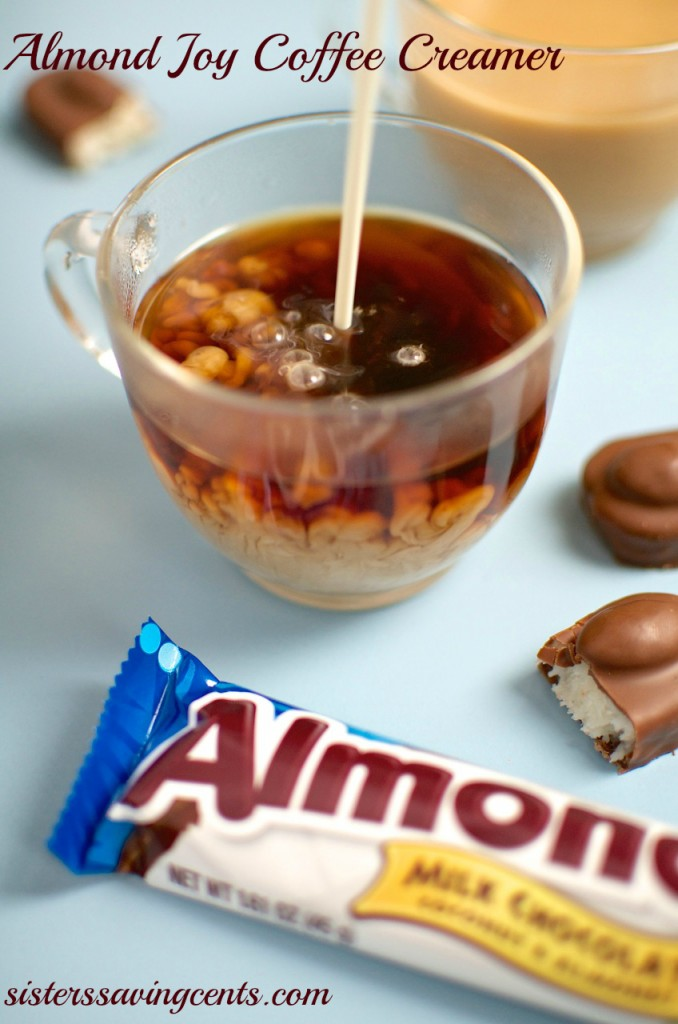 almond joy coffee creamer final