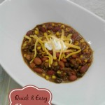 budget friendly chili
