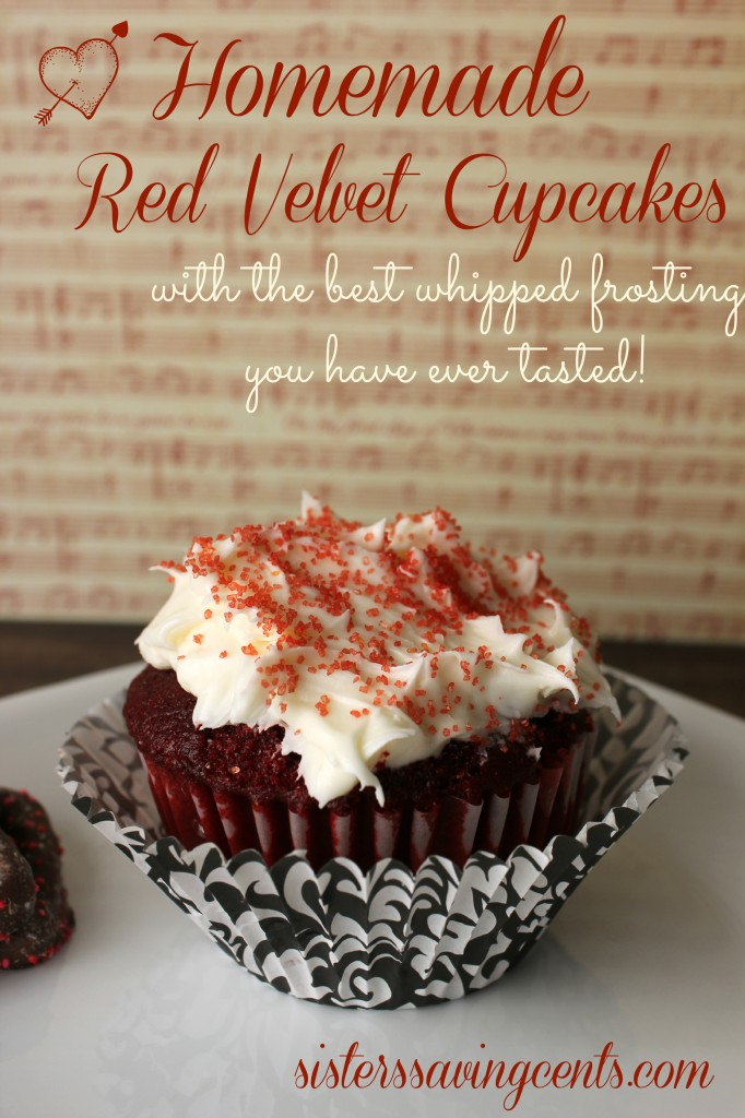 homemade red velvet cupcake final