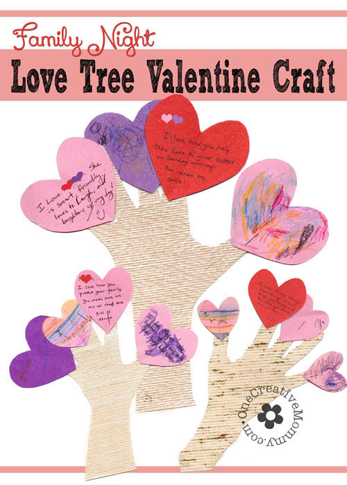 587f0ff7449 Sisters Saving Cents » 26 Valentines Day Kids Crafts