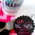 sea salt heat pack