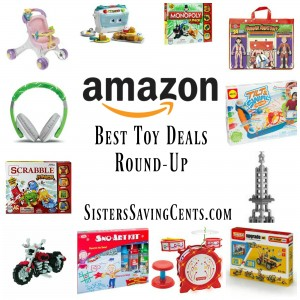Amazon Best Toy Deals Round-Up