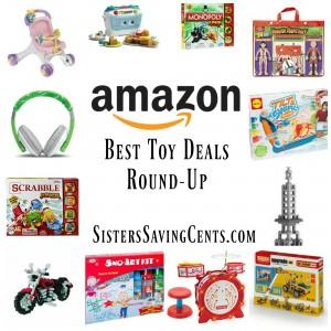 Amazon Best Toy Deals Round-Up